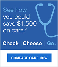 See how you could save $1,500 on care.
