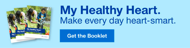 My Healthy Heart - Make every day heart-smart